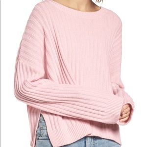 RAILS Joelle Ribbed Wool & Cashmere Sweater